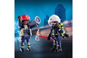 PLAYMOBIL Playmobil 70081 city action - pompiers secouristes
