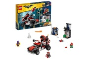 Lego Lego 70921 the lego batman movie - l'attaque boulet de canon d'harley quinn