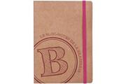 Promobo Cahier carnet de note logo b kraft thème brasserie