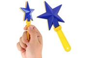 Promobo Lot 4 applaudisseurs de foule enfant claque main à agiter fête et supporter