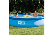 GENERIQUE Icaverne - piscines admirable intex piscine easy set 396 x 84 cm 28143np