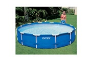 GENERIQUE Icaverne - piscines distingué intex piscine metal frame 305 x 76 cm 28200np