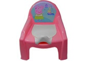 Guizmax Pot fauteuil disney peppa pig bebe
