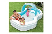 GENERIQUE Icaverne - piscines admirable intex piscine gonflable 310x188x130 cm 57198np