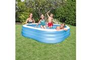GENERIQUE Icaverne - piscines admirable intex piscine beach wave 229x229x56 cm 57495np