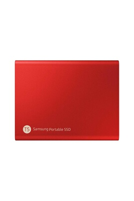 Samsung Portable t5 1 to usb 3.1 rouge