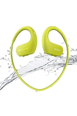Sony Sony baladeurs audio mp3 nwws 413 jaune