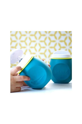 Beaba Lot babysqueez' 2 en 1 et squeez'portion - blue
