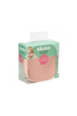 Beaba Bol silicone ventouse pink