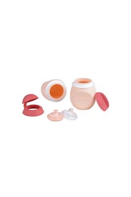Beaba Lot babysqueez' 2 en 1 et squeez'portion - pink