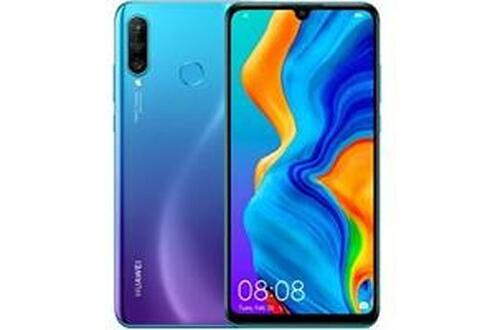 Huawei Huawei p30 lite 4go de ram / 128go double sim bleu