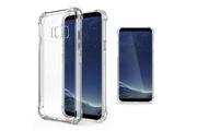 Phonillico Coque antichoc silicone transparent pour samsung galaxy s8 [phonillico®]