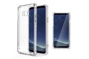 Phonillico Coque antichoc silicone transparent pour samsung galaxy s8 plus [phonillico®]