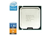 Intel Processeur intel pentium d e2160 1.80ghz sla8z lga775 1mo