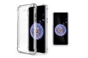 Phonillico Coque antichoc silicone transparent pour samsung galaxy s9 [phonillico®]