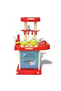 Vidaxl Cuisine-jouet pour enfants avec effets lumineux/sonores