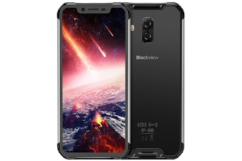 Blackview Blackview bv9600 pro - double sim - 128 go, 6go ram - argent