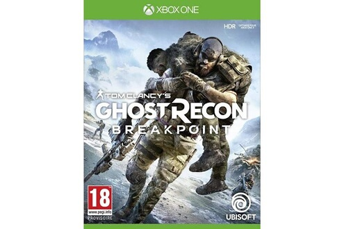 Ubisoft Ghost recon breakpoint xbox one
