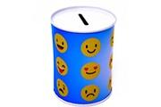 Guizmax Tirelire en metal smiley xl emoji emoticone 2
