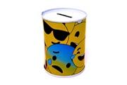 Guizmax Tirelire en metal smiley xl emoji emoticone 5