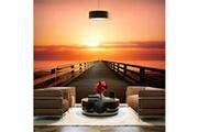 No-name 300x210 papier peint levers et couchers de soleil paysages magnifique ritual du soleil