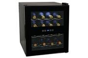 GENERIQUE Électroménager de cuisine collection doha frigo à vin 48 l 16 bouteilles affichage lcd