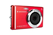 Agfa Photo Agfa photo - appareil photo numérique compact cam dc5200-rouge-