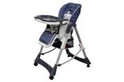 GENERIQUE Mobilier pour bébés et tout-petits reference naypyidaw chause haute pour bébés deluxe bleu foncé hauteur réglable