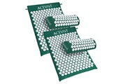 Acevivi Acevivi tapis d'acupressure de soulagement de douleur de cou arrière vert