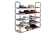 Homdox Homdox portable 5 niveau chaussures étagère chaussures