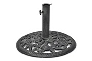 Vidaxl Socle de parasol en fonte 12 kg 48 cm