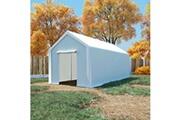 GENERIQUE Structures extérieures ensemble le caire tente de rangement pe 3 x 6 m blanc