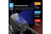 Generic Suoupasora kit voiture stéréo bluetooth lecteur mp3 transmetteur fm chargeur usb mains libres