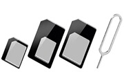 Ineck Sim card adapter set