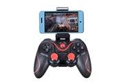Generic Manette de jeu sans fil bluetooth pour tablette pc box android tv avec support