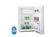 Amica Réfrigérateur frigo simple porte table top blanc 119l a++ froid statique clayette verre af1122