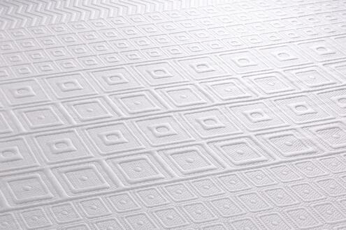 Vitalit Ensemble vitalpower zen 180x200 mousse à mémoire de forme profizone 5 zones ultra épaisseur