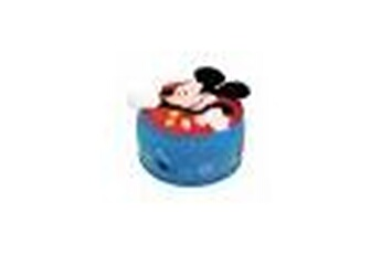 Pouf gonflable mickey