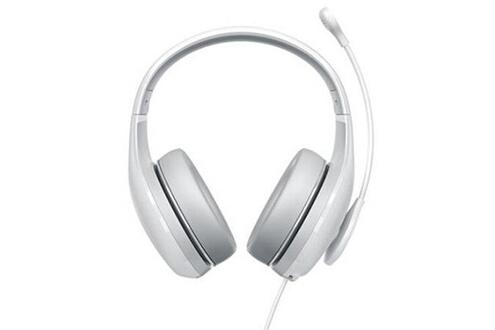 Xiaomi Xiaomi mi casque version karaoke du casque filaire, commutation a un bouton de six modes sonores variables, eu blanc