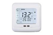 Floureon Floureon thermostat de plomberie, thermostat numerique, avec la programmation hebdomadaire adopte le controle informatique, eu blanc