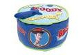 Pouf gonflable toy story