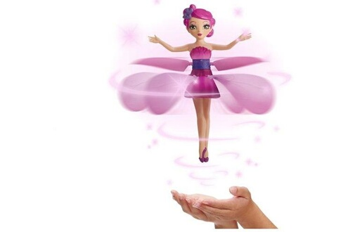 Air Rise Électronique volant bébé poupées jouets volant fée poupée