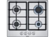 Siemens Table de cuisson gaz 60cm 4 feux inox - siemens - eg6b5pb90