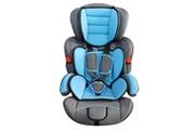Leogreen Siège auto pour bébé et enfant, siège auto rehausseur, bleu, de 9 à 36 kg, standards/certifications: ece r44 / 04