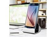 Shot Case Station d'accueil de chargement pour acer iconia tab smartphone micro usb support chargeur bureau