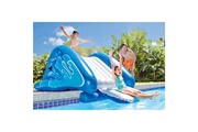 Intex Toboggan gonflable pour piscine enterrée - intex • piscine / spa / sauna