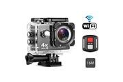Homtechfrance Caméra de sport-télécommande 4k action camera étanche pour le sport