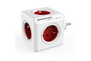 Cellys Powercube multiprise couleur - rouge