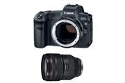 Canon Eos r + rf 28-70 mm f/2l usm + bague ef-eos r