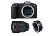 Canon Eos rp + rf 28-70 mm f/2l usm + bague